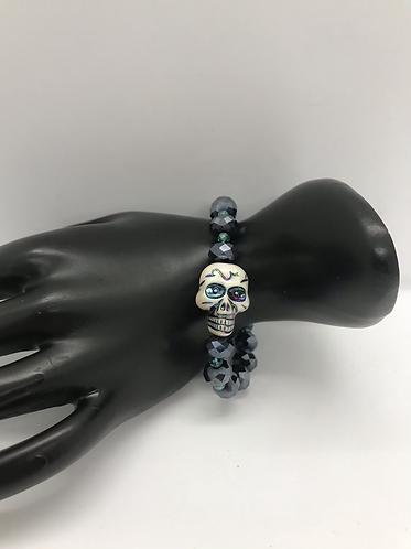 Spooky beautiful skull             *Free Shipping in U.S.*