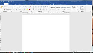 Quick tutorial showing how to create bulleted and numbered lists in Microsoft Word. Also applies to Google Docs.