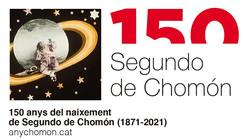 Logo Chomon 150 amb web