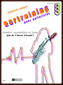 Eartraining pour Guitaristes