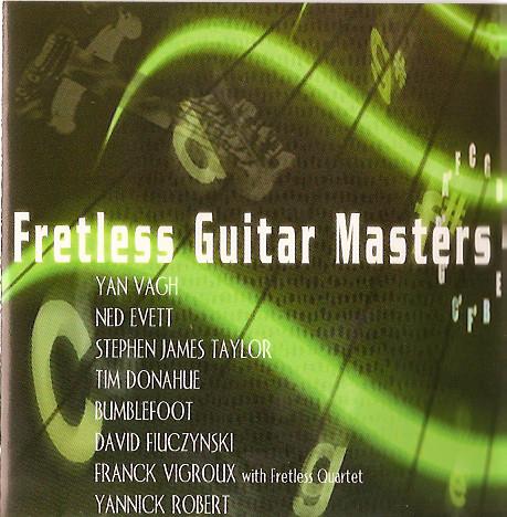 FRETLESS GUITAR MASTERS 1995
