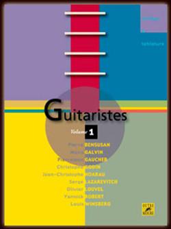 Guitaristes vol 1