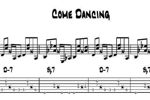 Come Dancing (Jeff Beck)