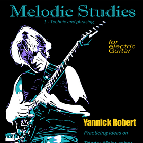 MELODIC STUDIES 1 (technic & phrasing)