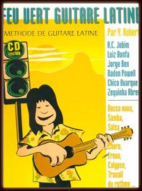 ÉPUISÉ - Feu Vert Guitare Latine