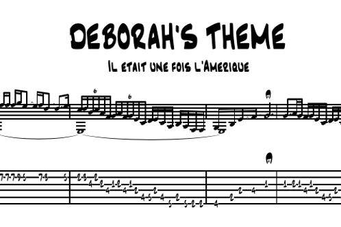 Deborah's Theme (Ennio Morricone)