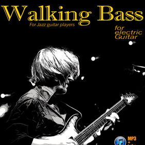 WALKING BASS for Guitar players