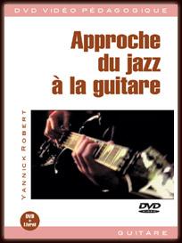 Approche du Jazz à la Guitare - DVD