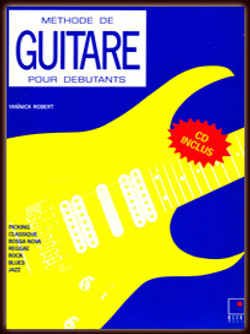 ÉPUISÉ - Méthode de Guitare pour débutants.
