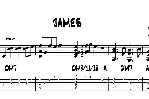James (Pat Metheny)