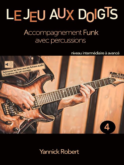 Fingerpicking Funk Guitar Comping