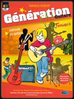 Génération Guitare Juniors