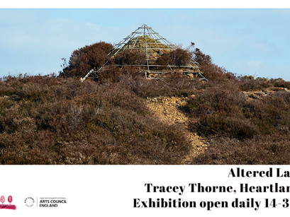 Altered Landscape Exhibition Opening