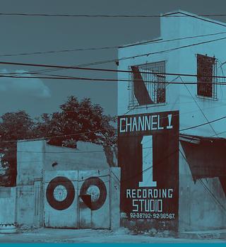 Channel 1 Recording studio Kingston Jamaica