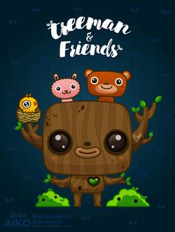 TreeMan & Friends