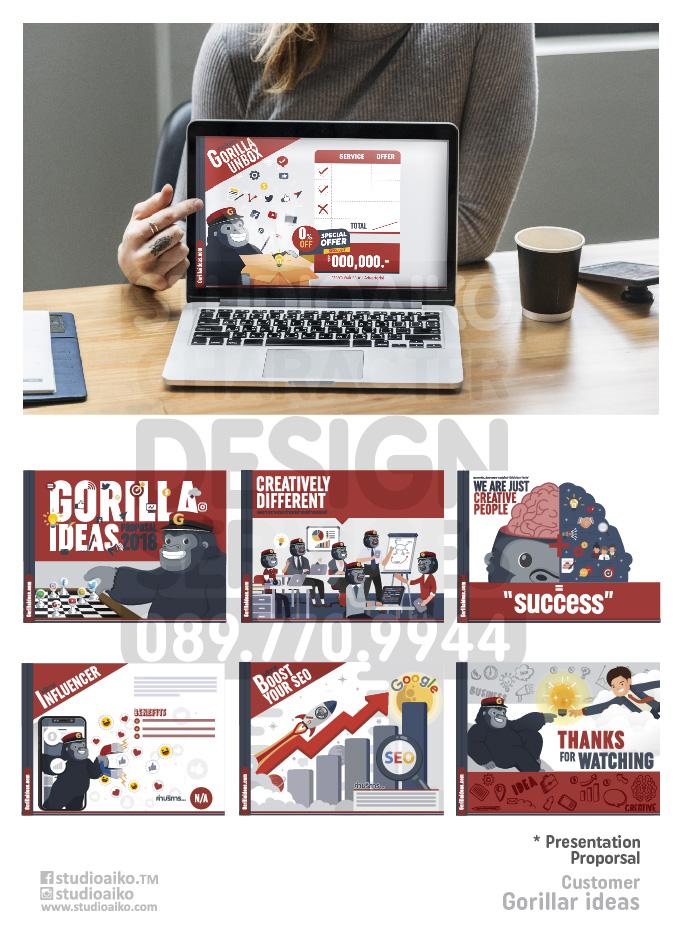 Gorilla ideas