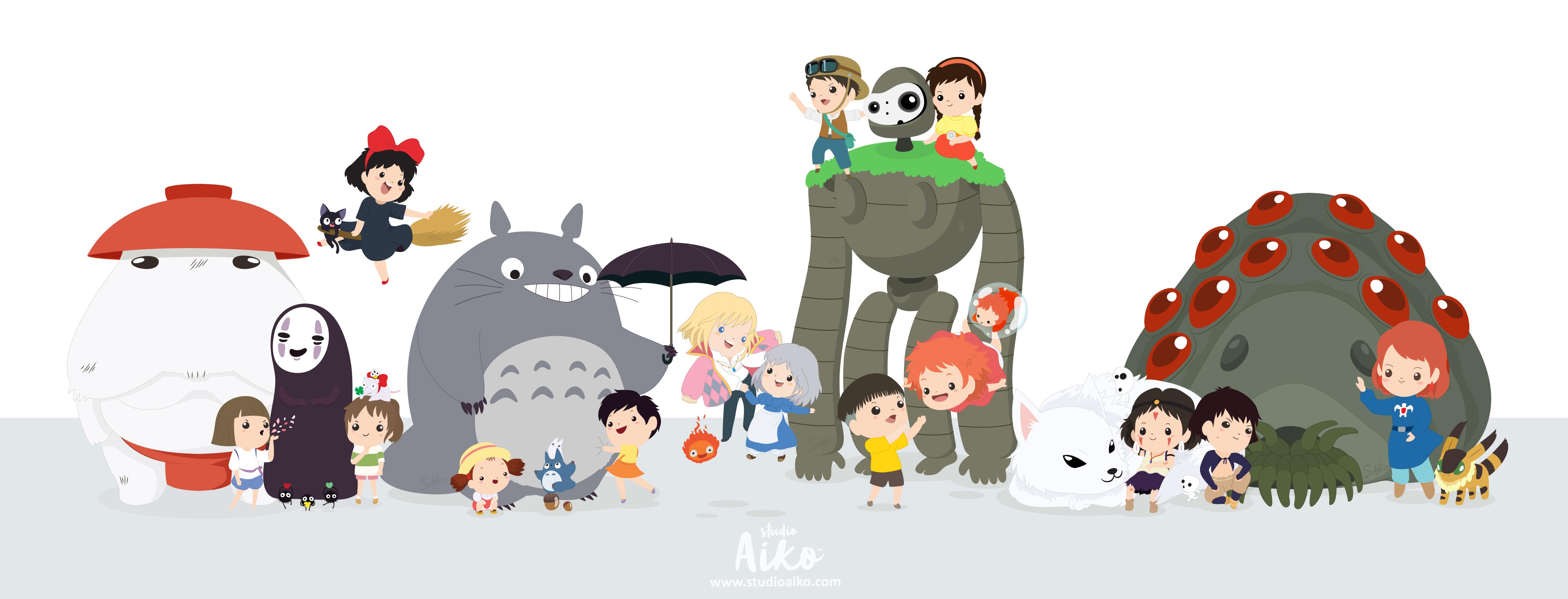 Ghibli-all