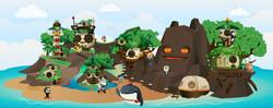 Devy's island