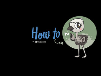 """HOW TO :""""Breaking Down into the Basic Shape"""""""