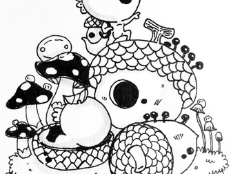 Axolotl, A little life in big world.