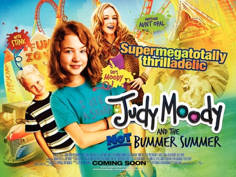 Exciting News that our very own Xtreme Energy Dance students landed the lead role in the hollywood film Judy Mood and the not Bummer Summer. Jordana played the lead role as Judy Moody herself