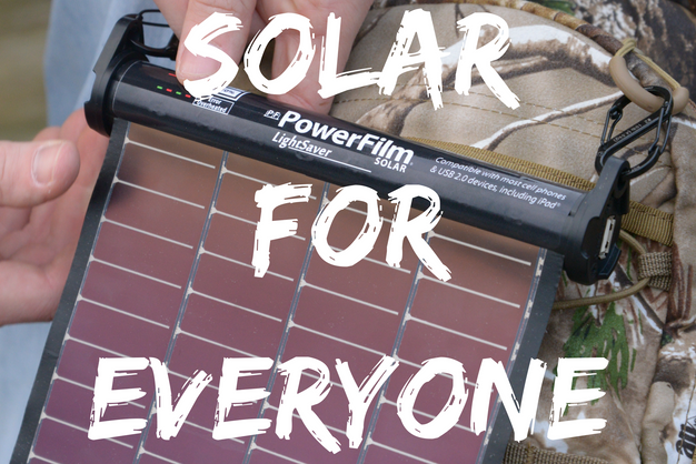 Solar For Everyone Blog Post Title Graphic