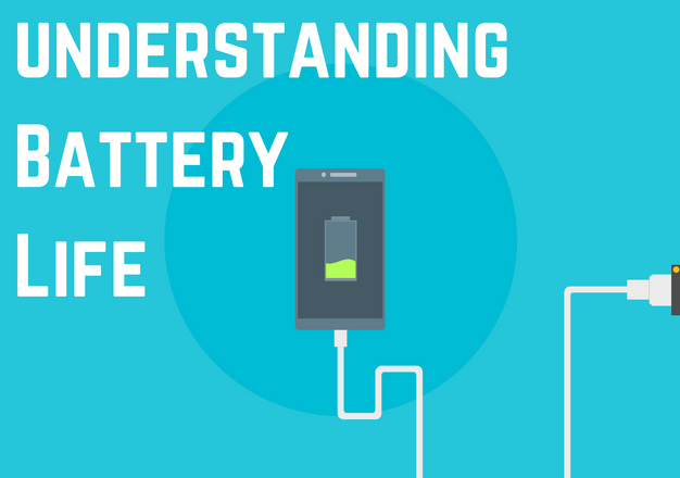 Understanding Battery Life Blog Post Title Graphic