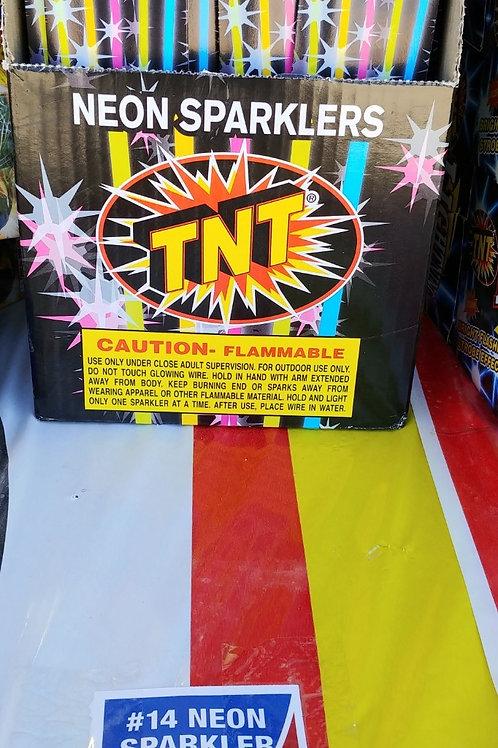 #14 Neon Sparkler