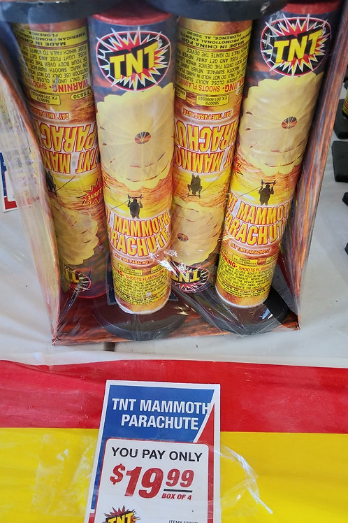 TNT Mammoth Parachute