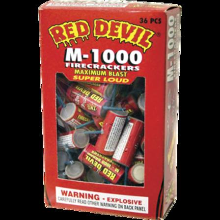 Firecracker M-1000 TNT