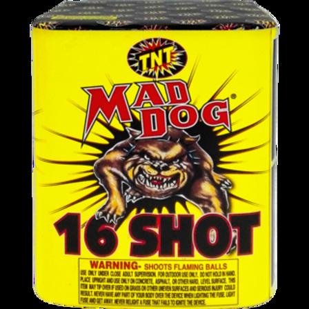 Mad Dog 16 Shot
