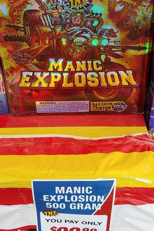 Manic Explosion