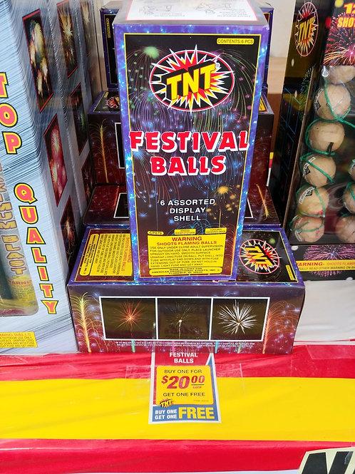 Festival Balls - BOGO