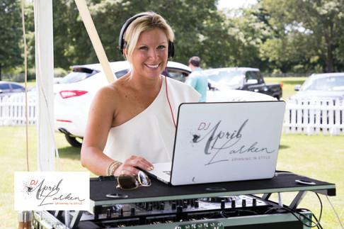 DJ April Larken