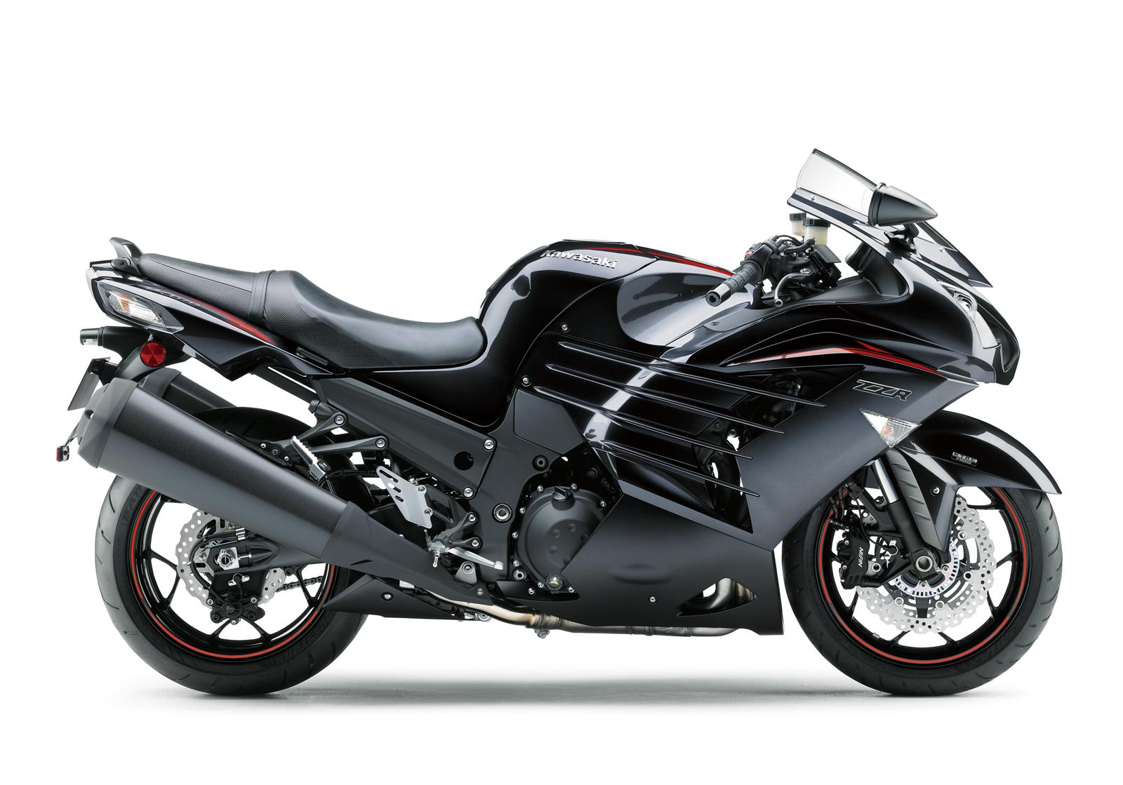 Kawasaki ZZR1400 prawa