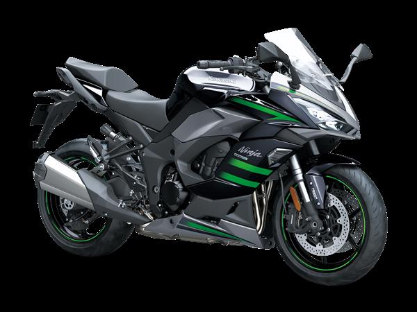 Kawasaki Ninja 1000SX model 2020