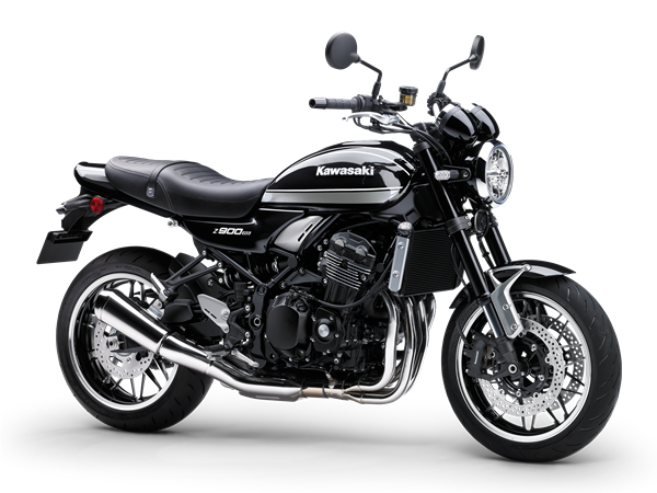 Kawasaki Z900RS model 2021