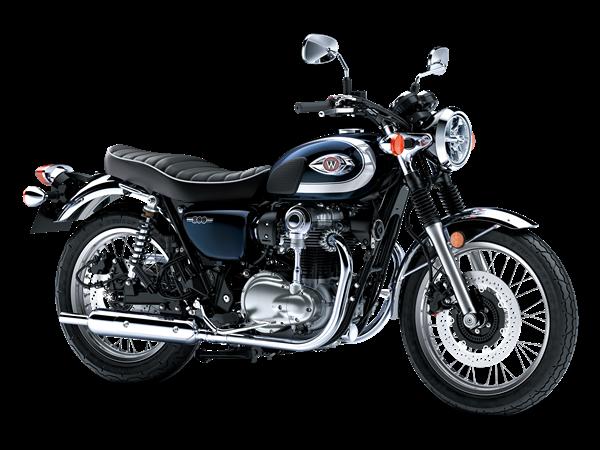 Kawasaki W800 model 2021