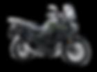 turystyczny motocykl Kawasaki Versys 300 2019