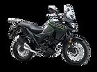 motocykl turystyczny Kawasaki Versys-X 300 salon Kawasaki