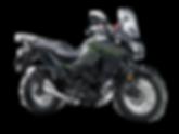 Versys-X 300 2019 w salonie kawasaki