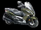 skuter Kawasaki J300 salon Kawasaki