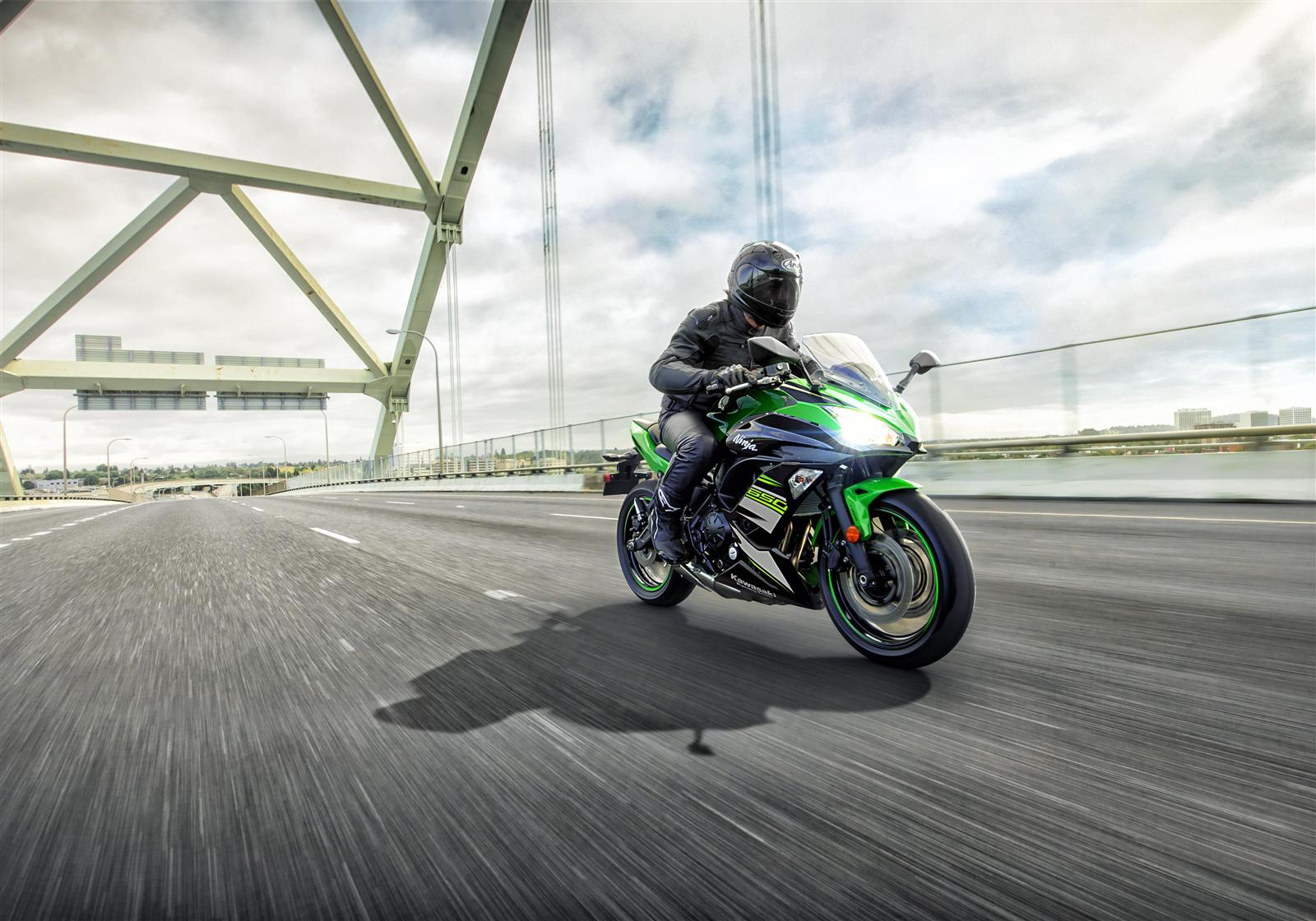 Kawasaki Ninja 650 grafika 6
