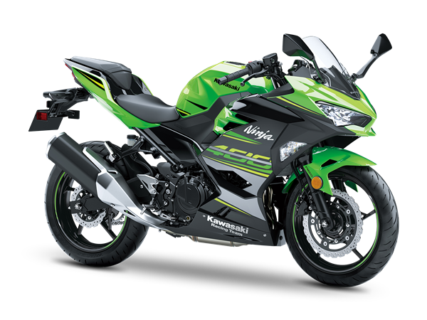 Kawasaki Ninja 400 KRT 2019