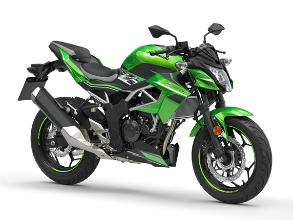 Kawasaki Z125 SE 2019