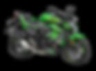 Supernaked Kawasaki Z125