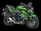 motocykl naked Kawasak Z125 salon Kawasaki