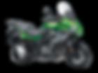 turystyczny motocykl Kawasaki Versys 1000
