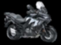 turstyczny motocykl Versys 1000 SE