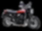 motocykl retro Kawasaki Z900RS salon Kawasaki